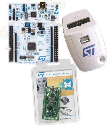 STM32 Nucleo, Discovery