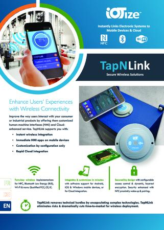 TapNLink Secure Wireless Solutions